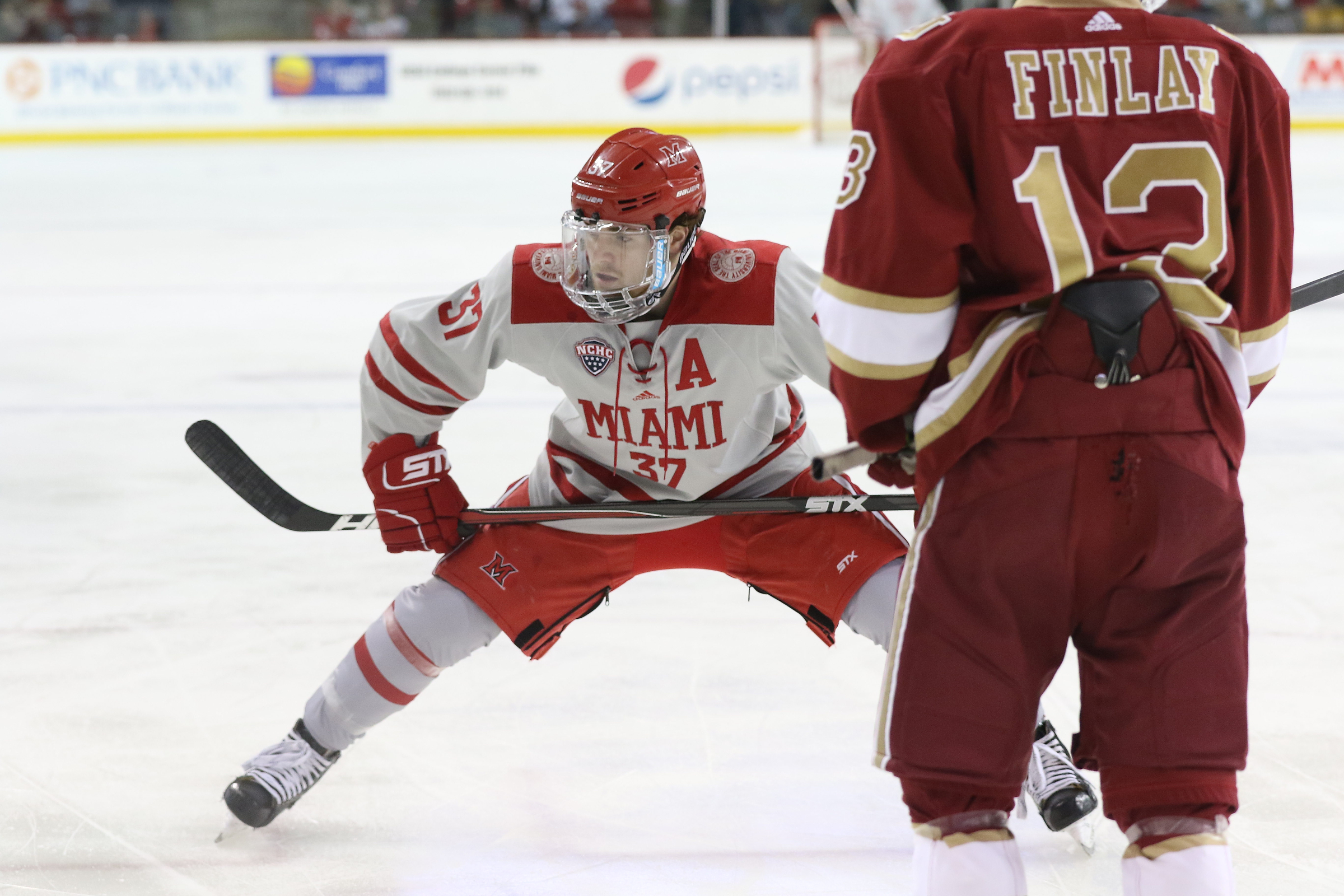 Miami Hockey Cracks National Rankings - Miami University RedHawks b3d5c31adf3