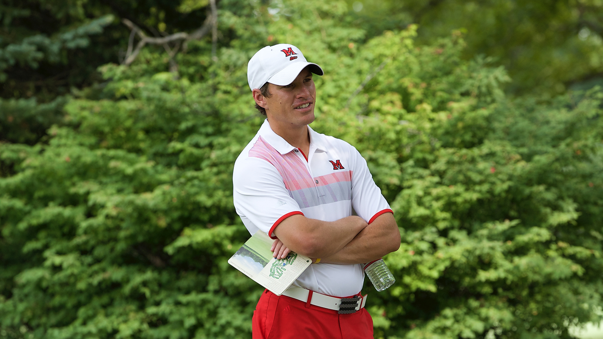 Golf Announces Signing Of Danny Fisher
