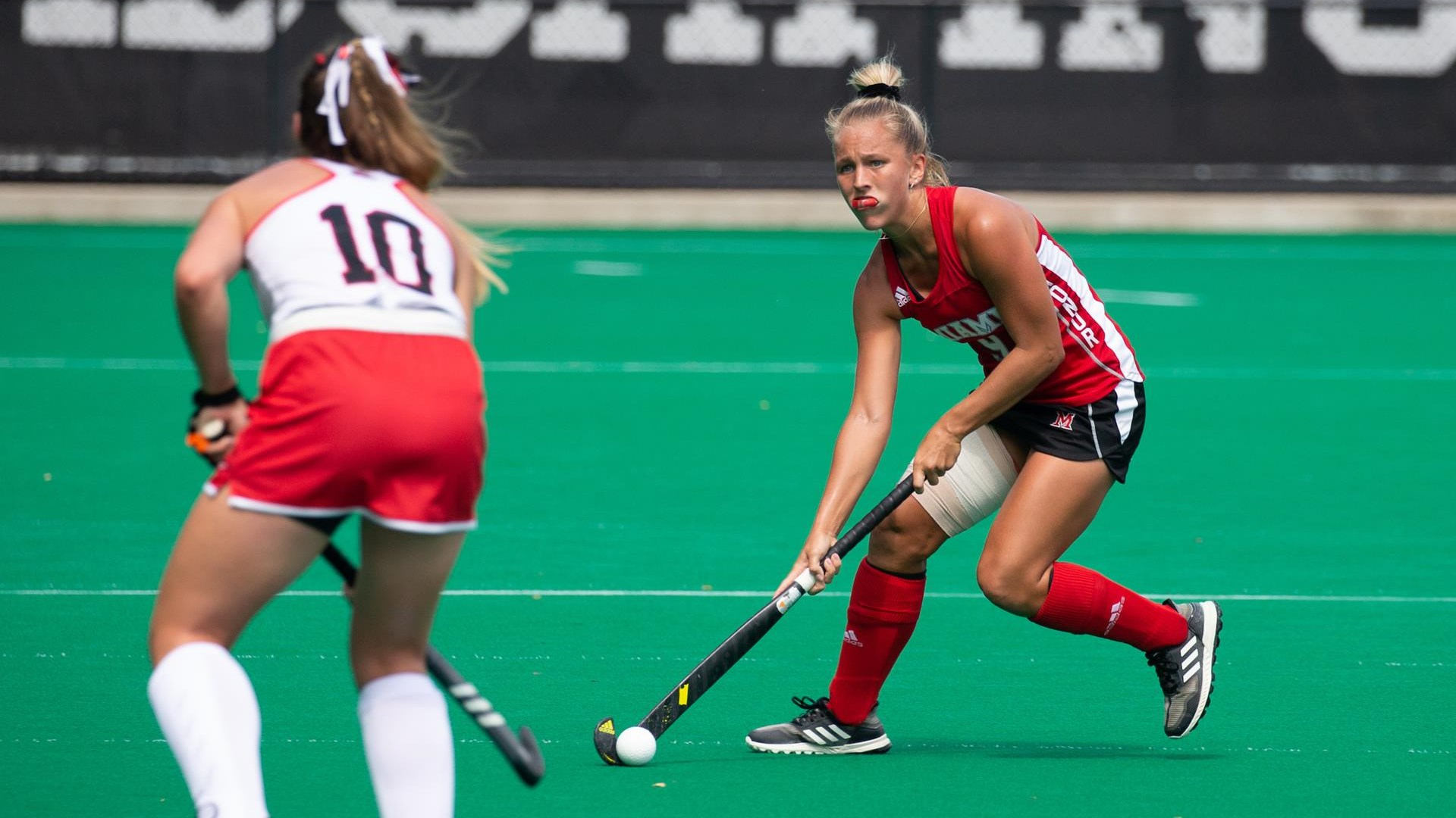 Miami To Play In First Ncaa Sponsored Field Hockey Game In Texas Miami University Redhawks