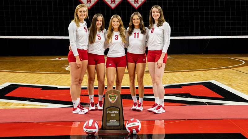 Final Regular Season Matches on Tap for Volleyball