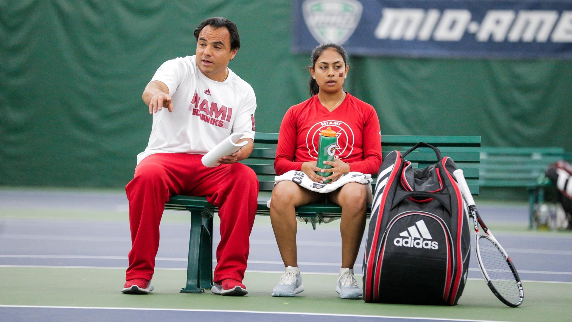 Women's Tennis - Miami University RedHawks